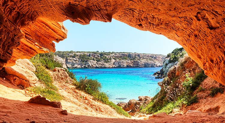 beaches of mallorca
